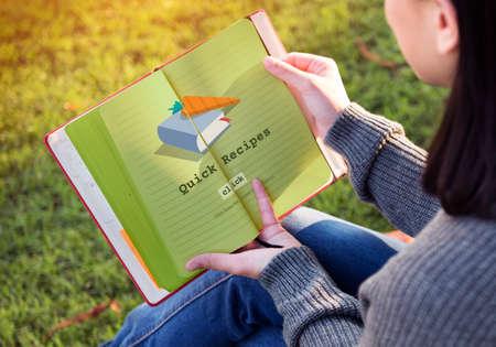 book reviews: Todays Special Quick Recipes Menu LUnch Concept