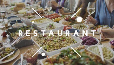 kulinarne: Restauracja Bufet Kafeteria kuchnia kulinarny Concept
