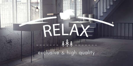 chill: Relax Relaxation Rest Chill Peace Vacation Life Concept