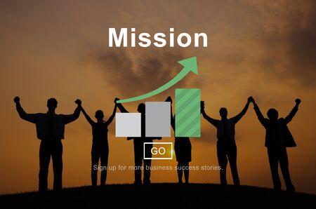 aspirations: Mission Goals Target Aspirations Motivation Strategy Concept