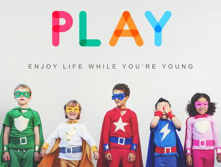 아이 무고한 어린 아이 젊은 개념 스톡 콘텐츠