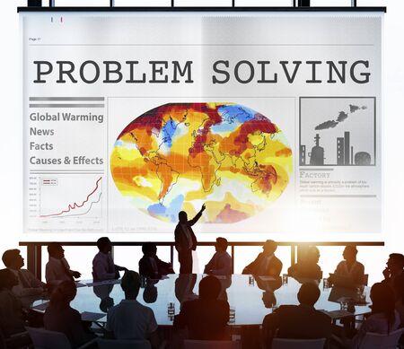 skills diversity: Problem Solving Method Process Solution Plan Concept