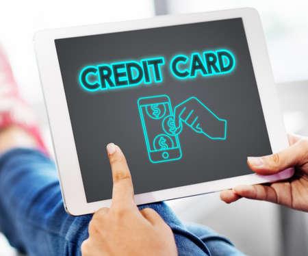 Credit Cash Payment Banking Money Concept