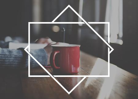 coffe break: Brand Branding Logo Label Business Concept