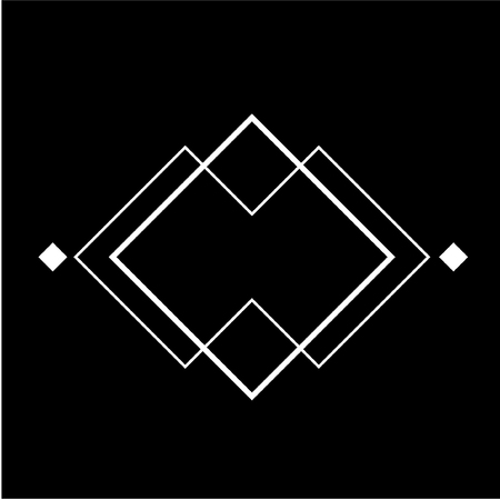 Graphic Style Label - Black Background