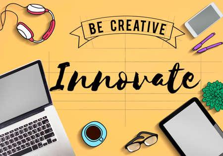aspiration: Innovate Aspiration Development Invention Vision Concept