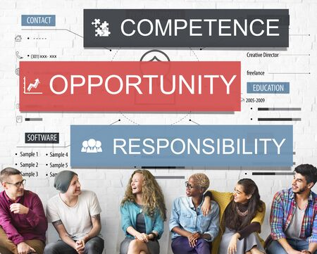 decide: Opportunity Chance Choice Option Decision Decide Concept