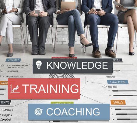 hiring practices: Training Best Practice Coaching Development Knowledge Concept