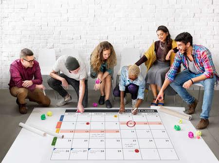 remind: Calendar Planner Organization Management Remind Concept