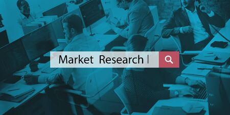 needs: Market Research Consumer Needs Commerce Analysis Concept