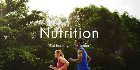 healthy life: Nutrition Diet Healthy Life Nutritional Eating Concept