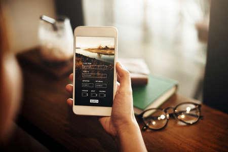 flight booking: Flight Booking Cafe Destination Travel Concept