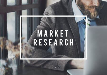 consumer: Market Research Business Consumer Information Concept