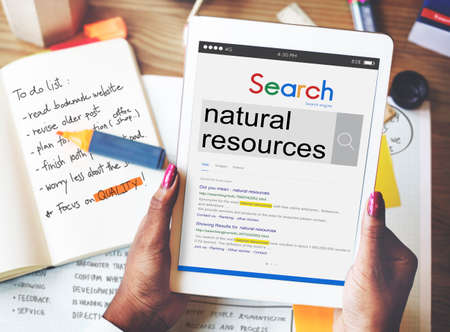 recursos naturales: Concepto de Recursos Naturales, Conservación del ambiente