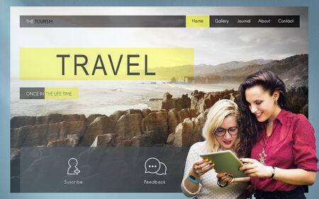 campus tour: Adventure Exploration  Destination Travel Wanderlest Concept