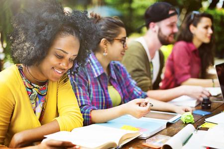 Onderwijsinstelling Friend Learning School Concept