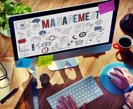 coordination: Management Business strategy Coordination Concept