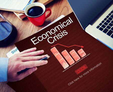 economical: Economical Crisis Budget Community Financial Concept Stock Photo