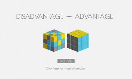 define: Advantage Disadvantage Comparison Solution Concept