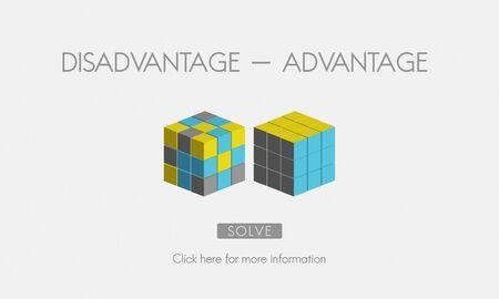advantage: Advantage Disadvantage Comparison Solution Concept