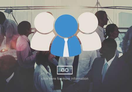 leadership management: Leadership Management Professional Corporate Concept