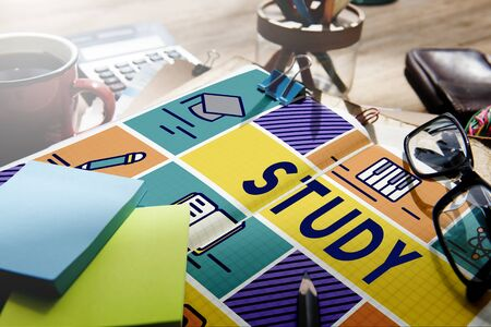 place to learn: Study Education Schooling Class Knowledge Concept