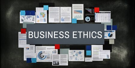 insider trading: Business Ethnics Corporate Social Responsibility Concept