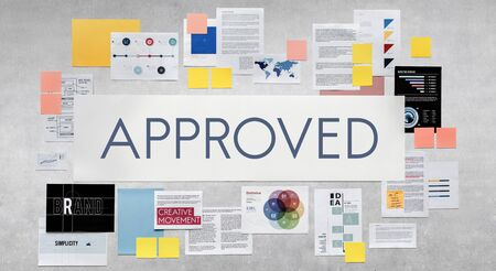 permitted: Approved Approval Guaranteed Certified Authorized Concept