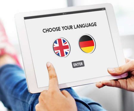 a faction: Language Dictionary English German Concept