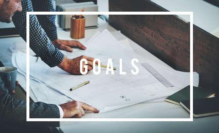 aspirations: Goals Target Aim Vision Motivation Aspirations Concept