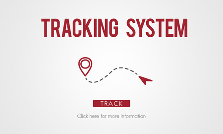 tracking: Tracking System Eletronic Fitness Gadget Workout Concept