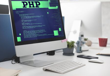 php: PHP Coding Computer CSS Data Digital Function Concept