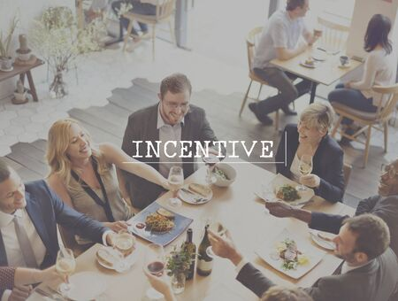 incentive: Incentive Finance Income Gathering Concept