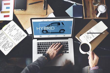 Hybrid Electronic Green Energy Motor Concept