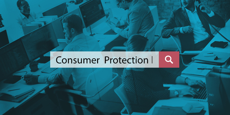 consumer protection: Consumer Protection Customer Legal Rights Law Policy Concept Stock Photo