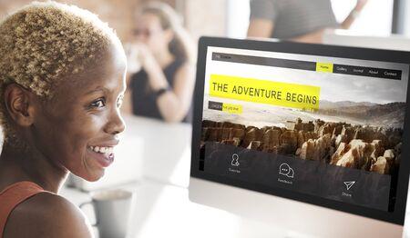 exploration: Adventure Exploration  Destination Travel Wanderlest Concept