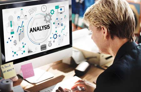 Analysis Analyze Examination Data Information Concept