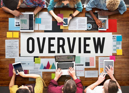 cuadro sinoptico: Overview Evaluation Inspection Report Survey Concept