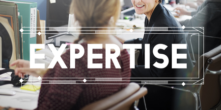Expertise Ability Excellence Insight Perfection Concept Reklamní fotografie