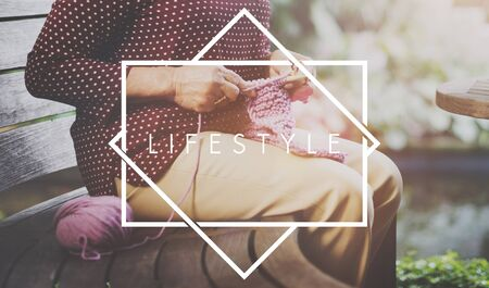 way of life: Lifestyle Interest Hobby Passion Way of Life Concept Stock Photo