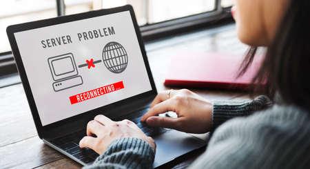 complication: Server Problem Failure Difficulty Complication Concept