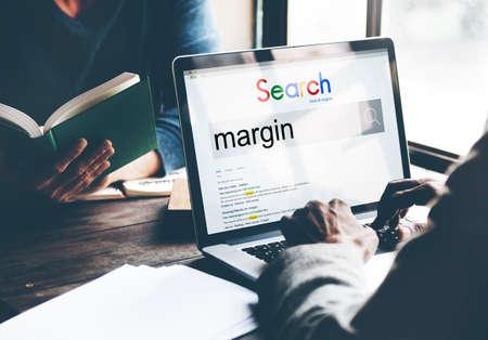 perimeter: Margin Account Profit Boundry Perimeter Concept
