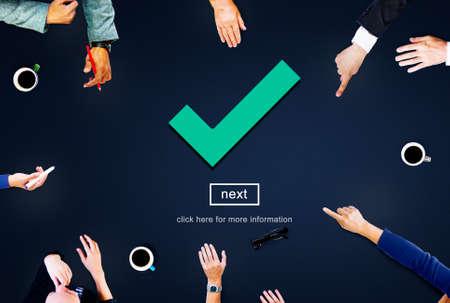 the concept is correct: Check Icon Correct Element Next Concept