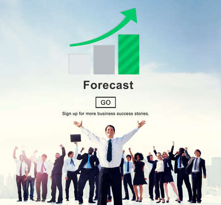 foresee: Forecast Prediction Future Plan Strategy Online Concept