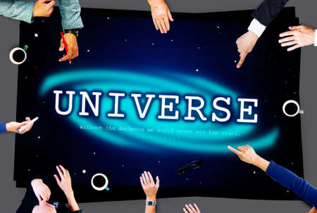 astronomy: Astronomy Constellation Intergalactic Universe Concept