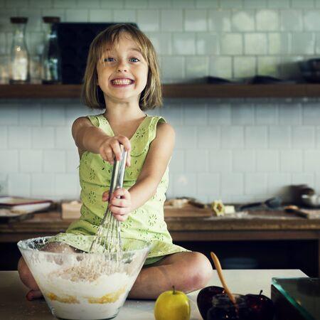 patisserie: Baking Cookies Kid  Bakery Fun Concept