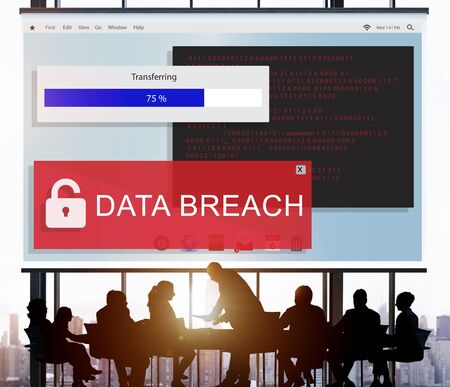 scam: Fraud Hacking Spam Scam Phising Concept Stock Photo
