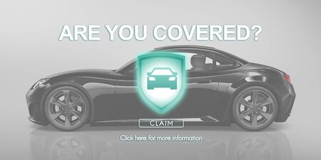 risky innovation: Are You Covered Accident Insurance Property Concept