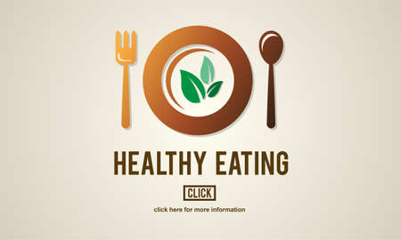 nutritional: Healthy Eating Food Nutritional Concept