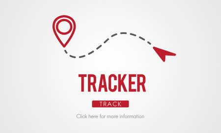 gadget: Tracker Athlete Gadget Heart-rate Lifestyle Sport Concept